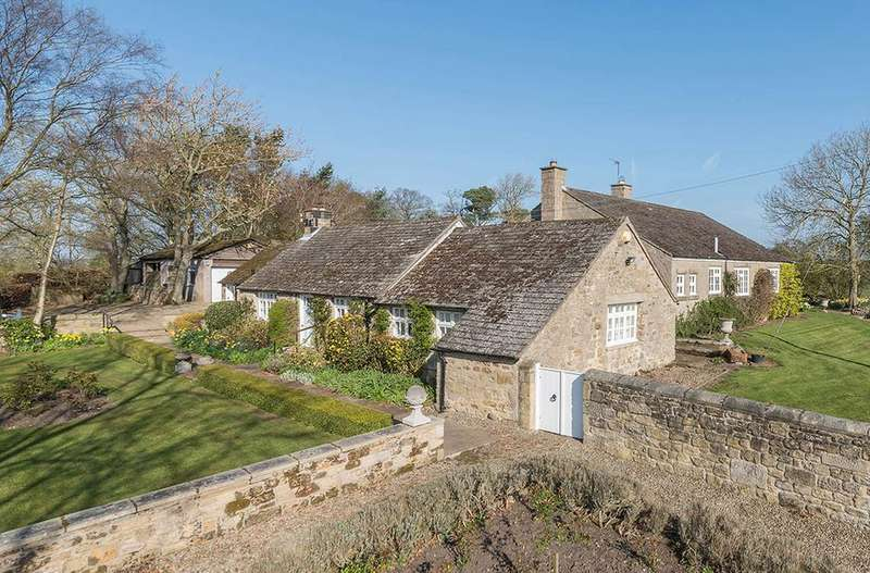 3 Bedrooms Cottage House for sale in Forge Cottage, Shilvington, Ponteland, Newcastle upon Tyne NE20