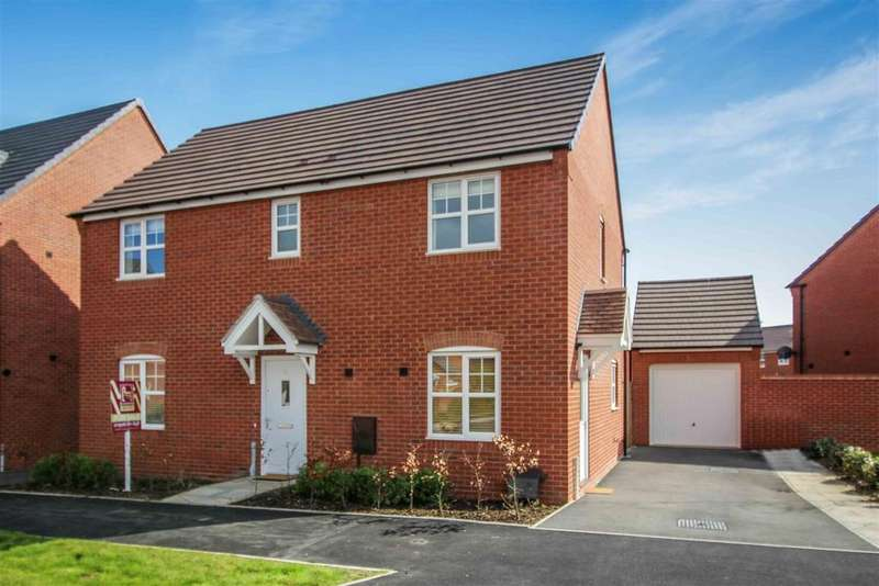 4 Bedrooms Detached House for sale in Macaulay Road, Bishops Itchington