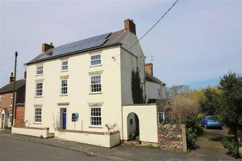 5 Bedrooms Detached House for sale in Church Street, Belton, LE12