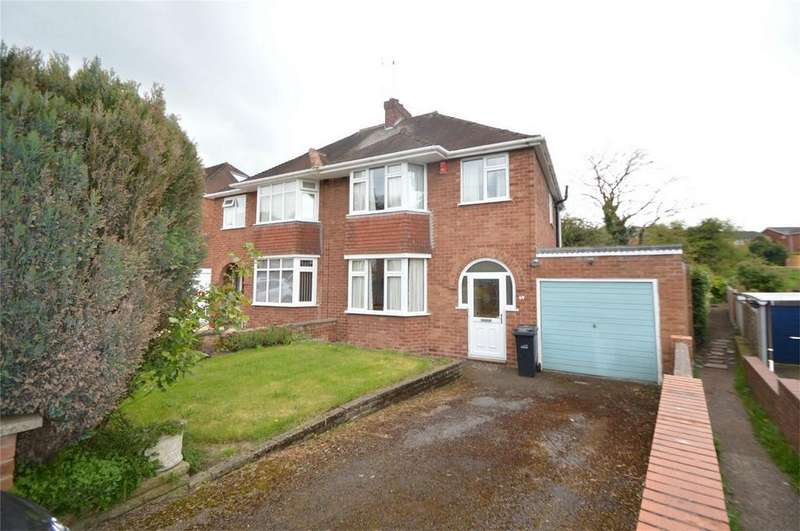 3 Bedrooms Semi Detached House for sale in York Crescent, Wollaston, Stourbridge, West Midlands