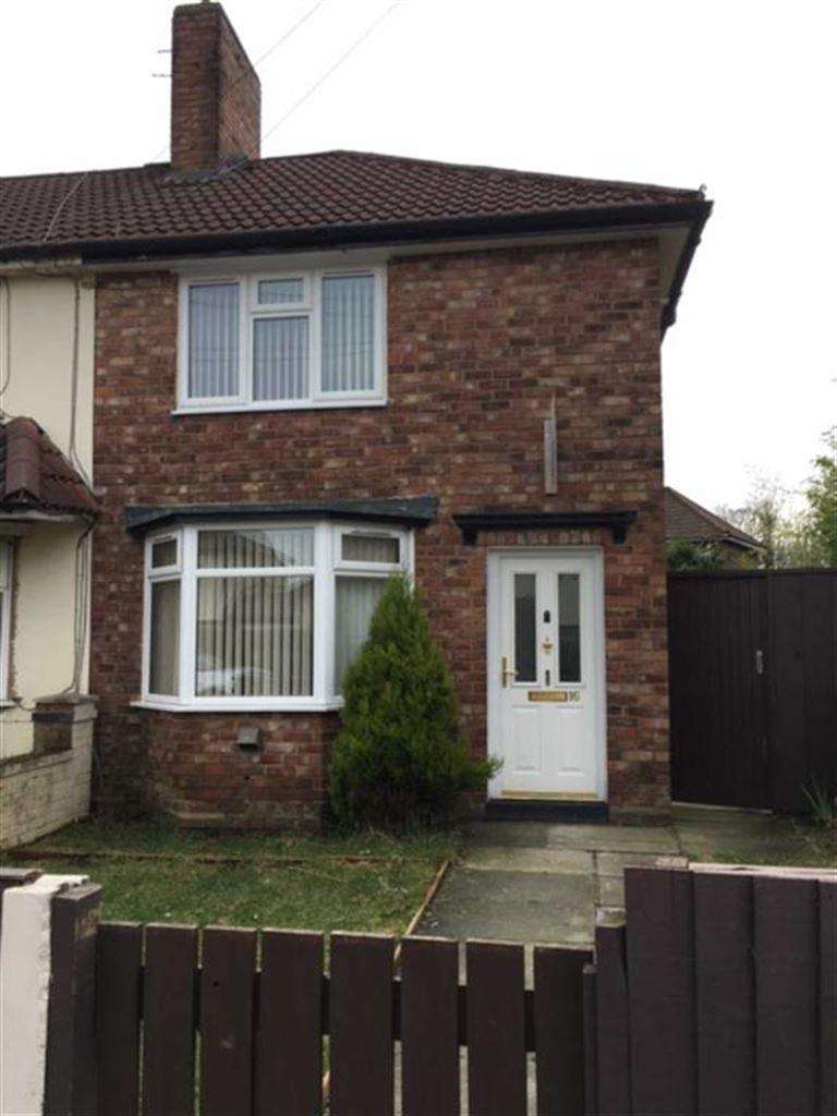 2 Bedrooms Terraced House for sale in Prestwood Road, Liverpool