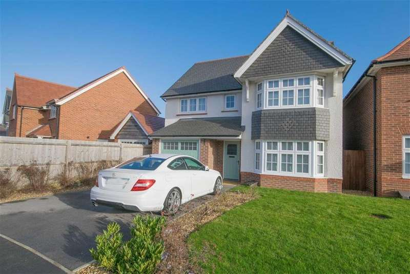 4 Bedrooms Detached House for sale in Catherall Avenue, Buckley, Buckley