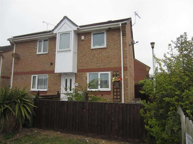 2 Bedrooms Semi Detached House for sale in Thistle Close, Thetford