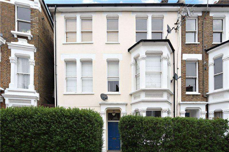 2 Bedrooms Flat for sale in Batoum Gardens, Brook Green, London, W6