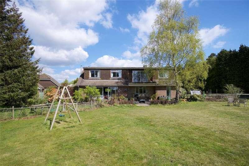 4 Bedrooms Detached House for sale in Wareham, Dorset