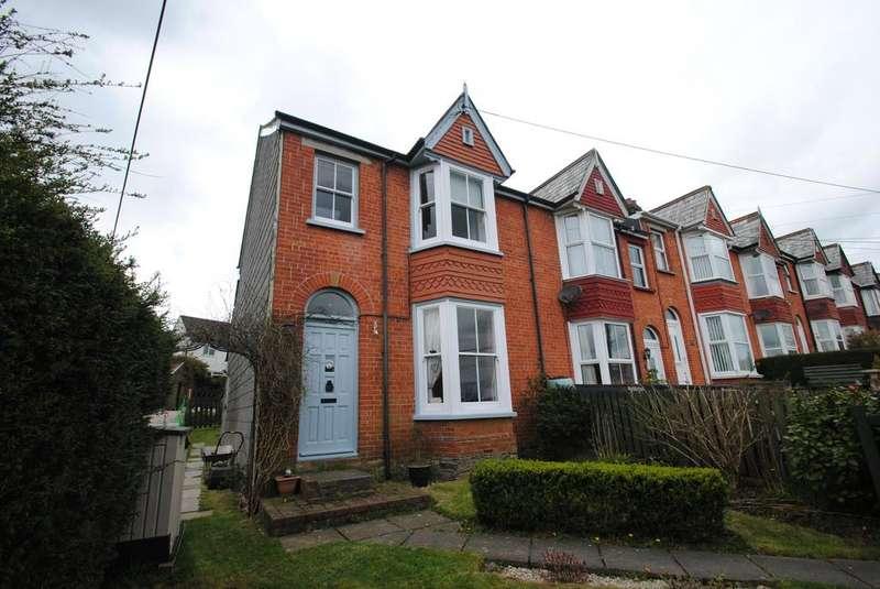 3 Bedrooms Terraced House for sale in Alexandra Terrace, Launceston