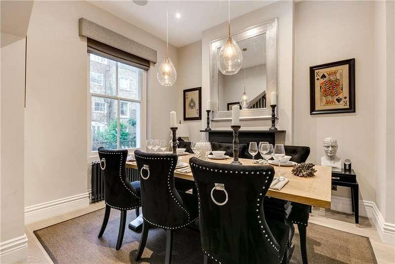 4 Bedrooms Flat for sale in Gunter Grove, Chelsea, London, SW10