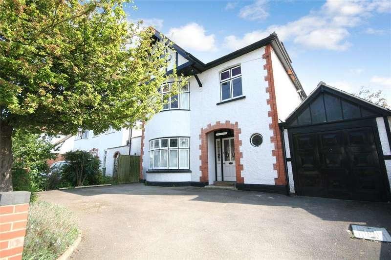4 Bedrooms Detached House for sale in Prestbury Road, Cheltenham, GL52