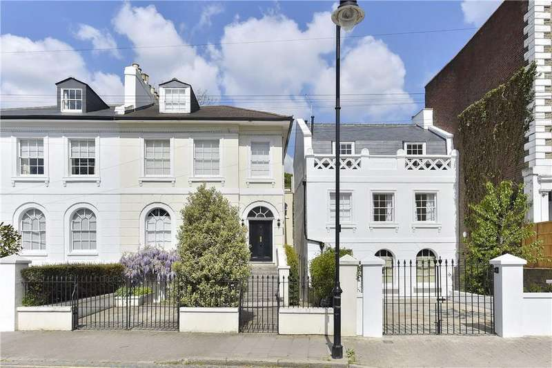 5 Bedrooms Semi Detached House for sale in Furlong Road, Islington, London, N7