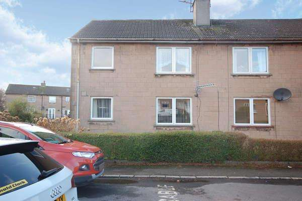 1 Bedroom Flat for sale in 38 Elm Drive, Johnstone, PA5 9PL