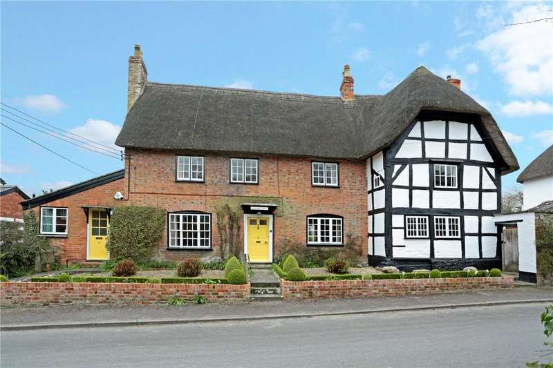 4 Bedrooms Detached House for sale in Jarvis Street, Upavon, Pewsey, Wiltshire, SN9