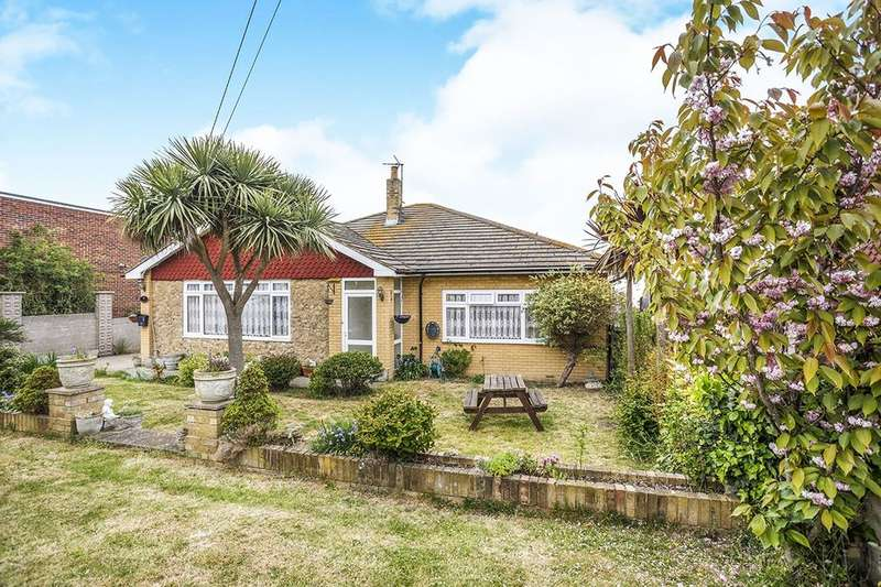 3 Bedrooms Detached Bungalow for sale in Leysdown Road, Leysdown-On-Sea, Sheerness, ME12