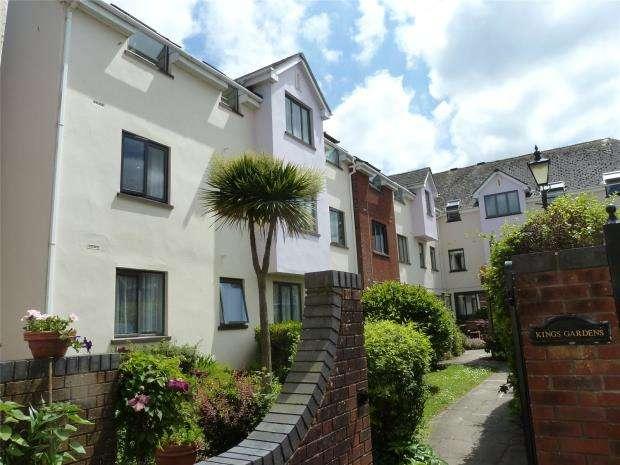 1 Bedroom Flat for sale in Kings Gardens, Kerslakes Court, Honiton, Devon