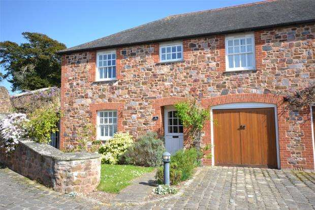 3 Bedrooms End Of Terrace House for sale in Rolle Barton, Church Hill, Otterton, Budleigh Salterton