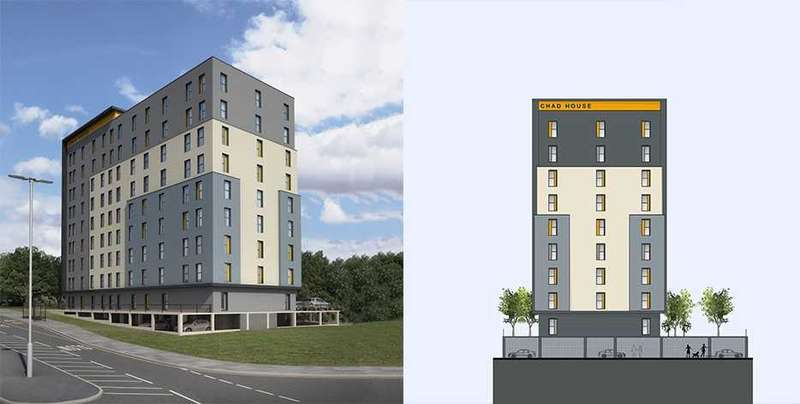 Property for sale in Chad House, Sunderland Road, Gateshead