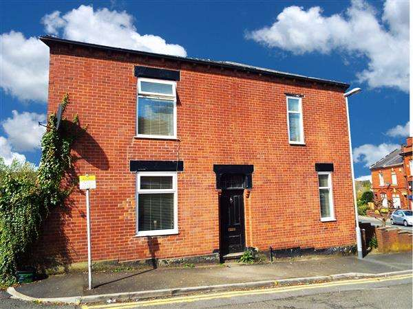 2 Bedrooms End Of Terrace House for sale in Nordens Street, Chadderton