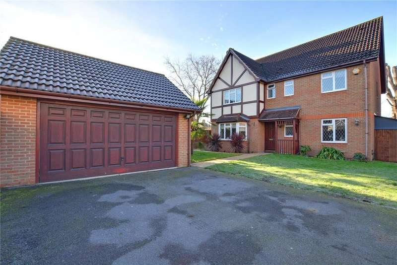 5 Bedrooms Detached House for sale in Crosier Close, Blackheath, London, SE3