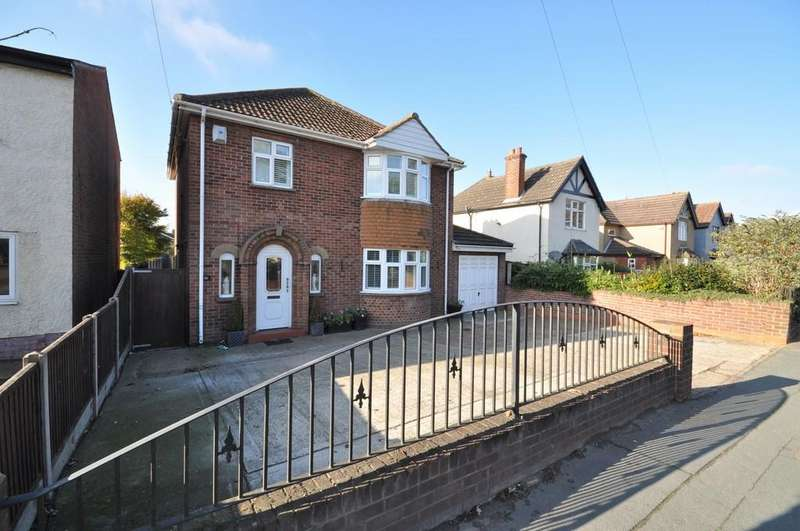 3 Bedrooms Detached House for sale in Straight Road, Lexden, West Colchester