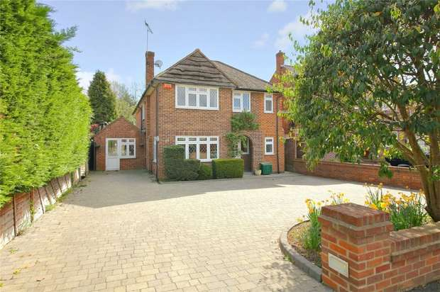 5 Bedrooms Detached House for sale in Craigweil Avenue, RADLETT, Hertfordshire