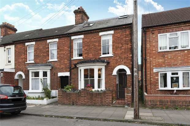 3 Bedrooms End Of Terrace House for sale in Bower Street, Bedford