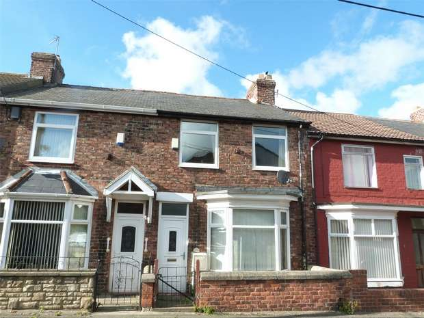 3 Bedrooms Terraced House for sale in Garden Terrace, Thornley, DURHAM