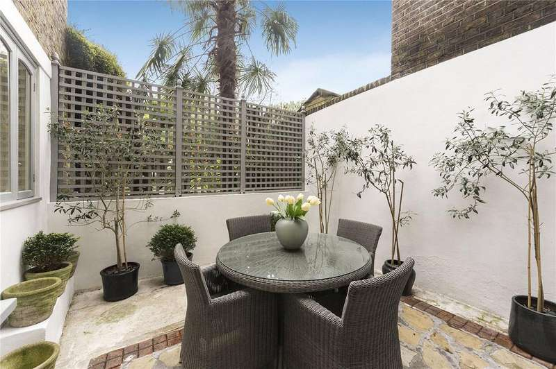 1 Bedroom Flat for sale in Royal Crescent, Notting Hill, W11