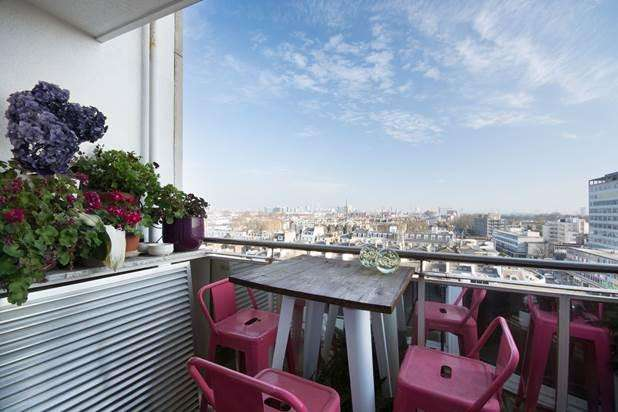 2 Bedrooms Flat for sale in Notting Hill Gate, London, W11