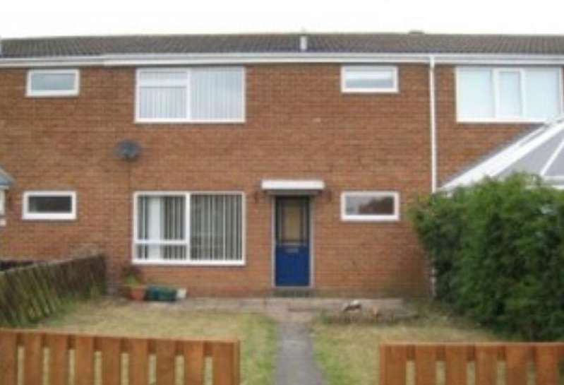 3 Bedrooms End Of Terrace House for sale in Cherry Park, Brandon, Durham