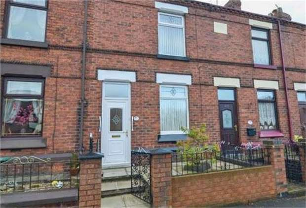 2 Bedrooms Terraced House for sale in West End Road, Haydock, St Helens, Merseyside