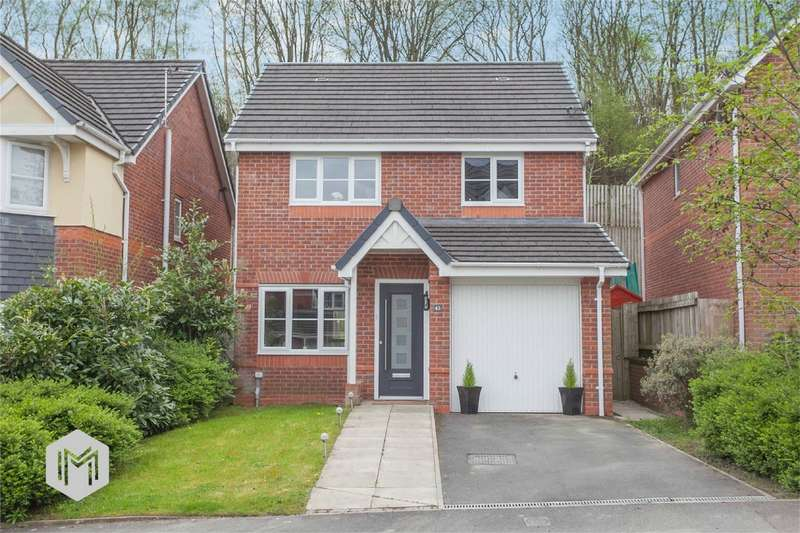 3 Bedrooms Detached House for sale in Valley View, Bury, Tottington, Lancashire