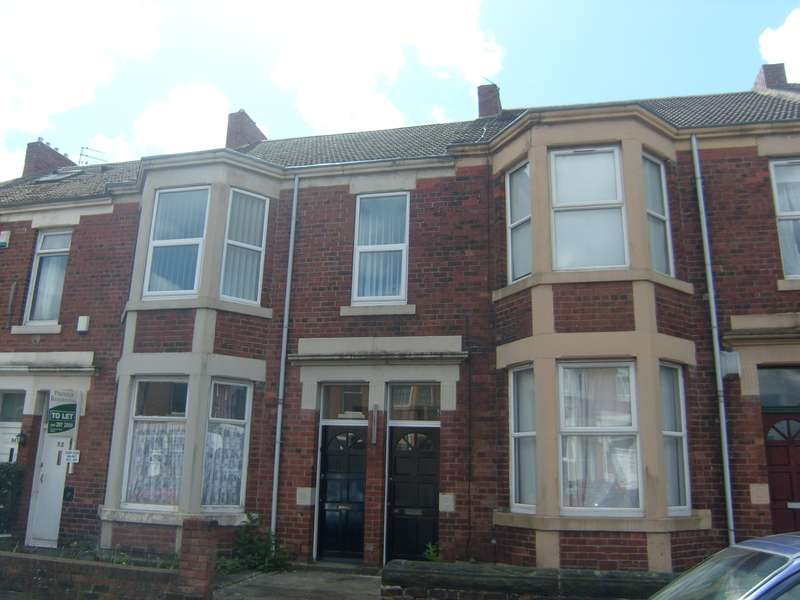 2 Bedrooms Apartment Flat for rent in Warton Terrace, Newcastle Upon Tyne
