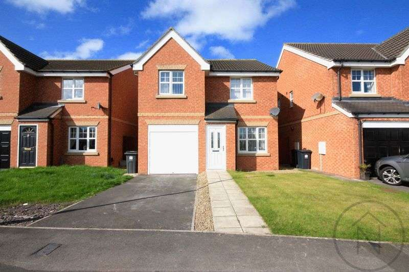 3 Bedrooms Detached House for rent in Richmond Way, Darlington
