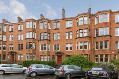 2 Bedrooms Flat for sale in Airlie Street, Hyndland