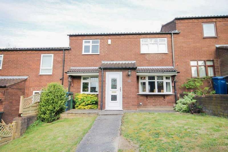 3 Bedrooms Terraced House for sale in Sorrel, Tamworth, B77 4HD