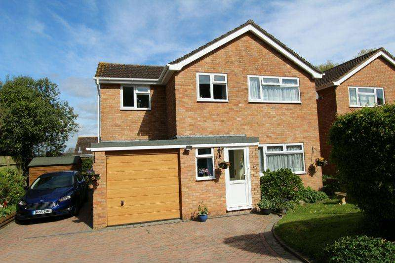 4 Bedrooms Detached House for sale in RIDGEWAY, OTTERY ST MARY