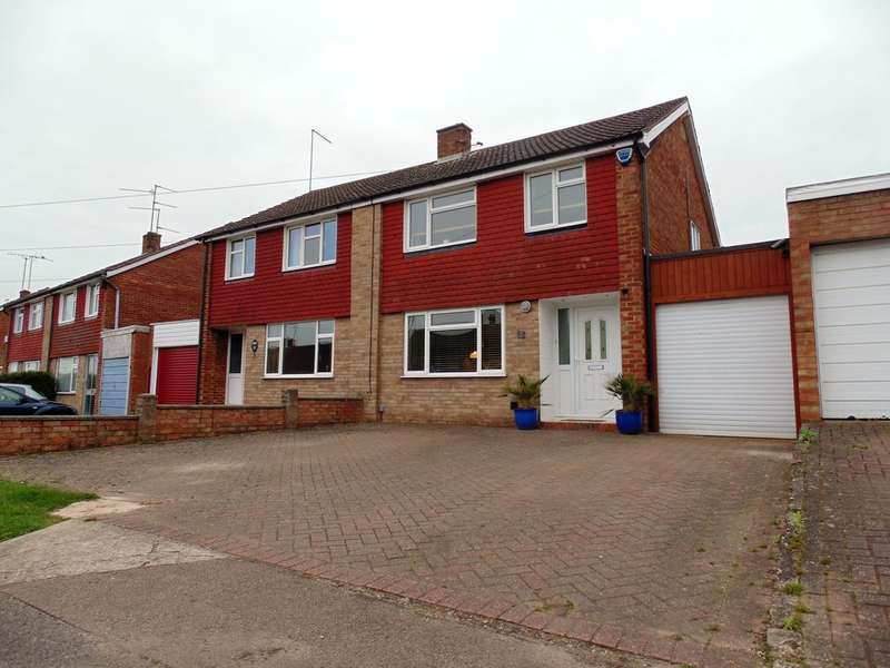 3 Bedrooms Semi Detached House for sale in Firview Drive