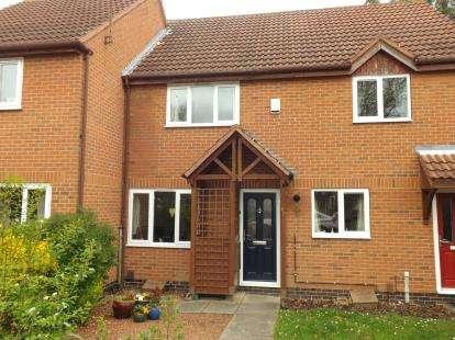 2 Bedrooms Terraced House for sale in Herons Court, West Bridgford, Nottingham