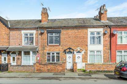 2 Bedrooms Terraced House for sale in West Street, Crewe, Cheshire, England