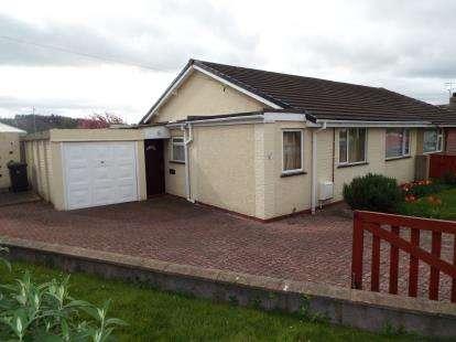 2 Bedrooms Bungalow for sale in Pendyffryn, Llandudno Junction, Conwy, LL31