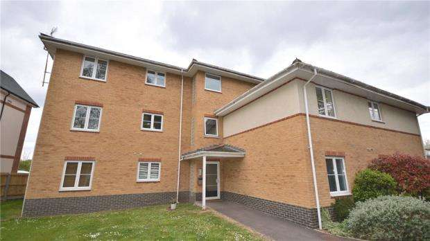 2 Bedrooms Apartment Flat for sale in Rowley Close, Bracknell, Berkshire