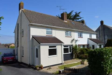 2 Bedrooms Semi Detached House for sale in Grenville Avenue, Locking, Weston-super-Mare