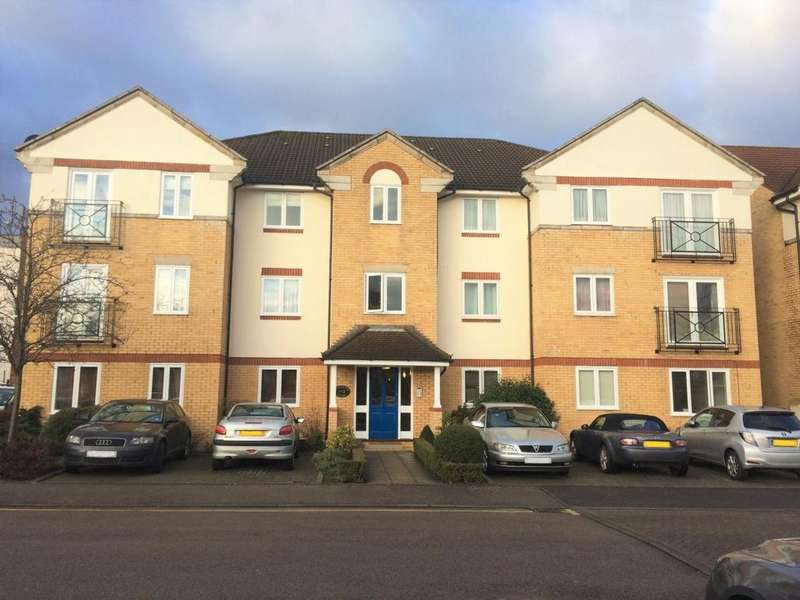 2 Bedrooms Flat for sale in Kensington Court, Grenville Place, Mill Hill, NW7