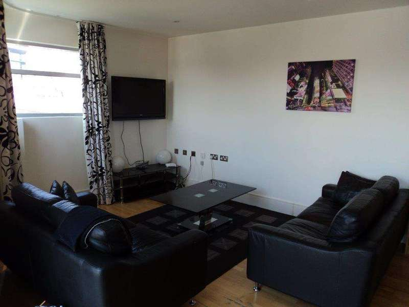 2 Bedrooms Apartment Flat for rent in The Lock Building, Whitworth Street West, Manchester, M1 5BE