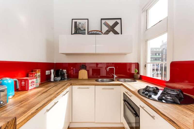 2 Bedrooms Flat for sale in Victoria Road, Queen's Park, NW6