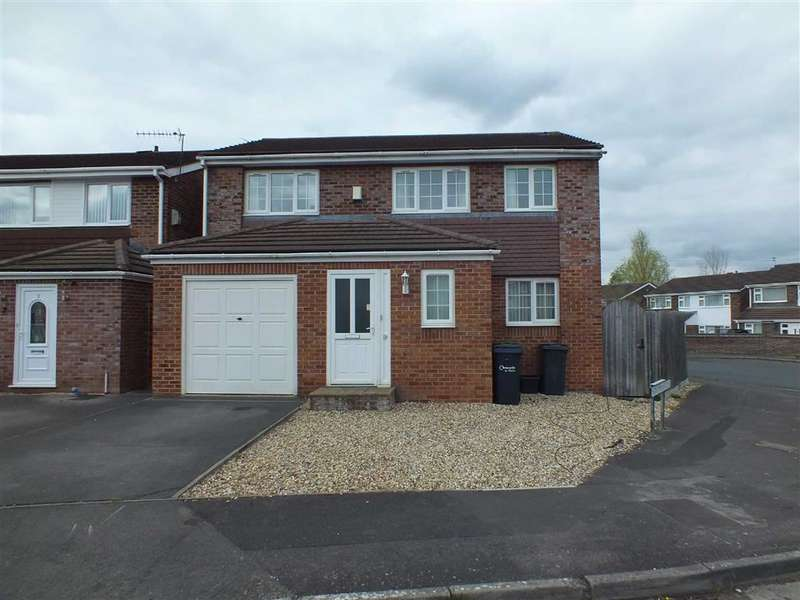 4 Bedrooms Property for sale in Honeymans Close, Trowbridge, Wiltshire, BA14