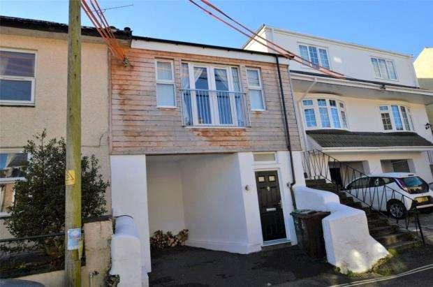 1 Bedroom End Of Terrace House for sale in Underwood Road, Plymouth, Devon