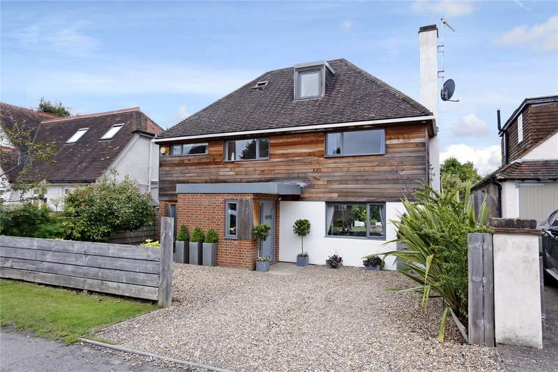 4 Bedrooms Detached House for sale in Belle Vue Road, Henley-on-Thames, Oxfordshire, RG9