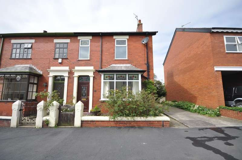 4 Bedrooms Semi Detached House for sale in West View, Wesham, Preston, Lancashire, PR4 3DA