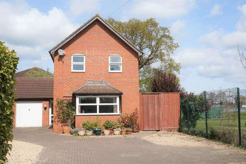 3 Bedrooms Detached House for sale in Greenway Road, Taunton