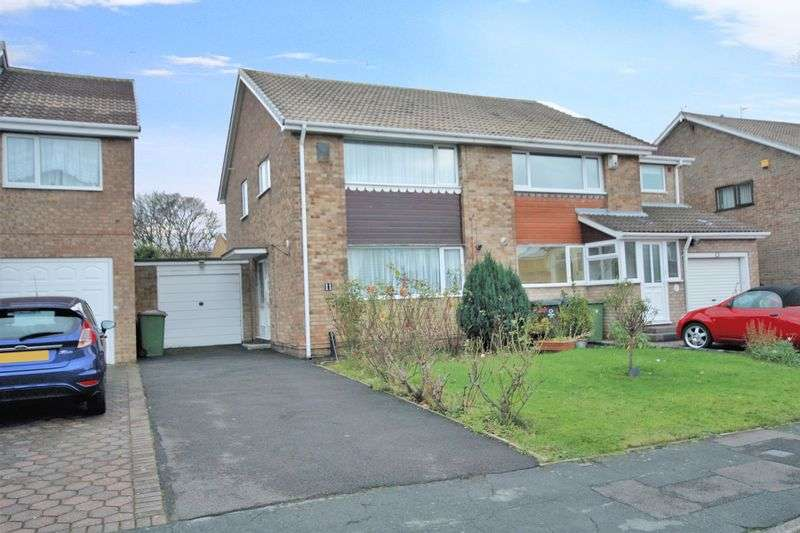 2 Bedrooms Semi Detached House for sale in Epping Close, Marske by the Sea